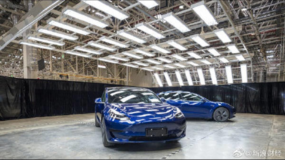是成是敗就看這次!陸製版特斯拉Model 3正式亮相