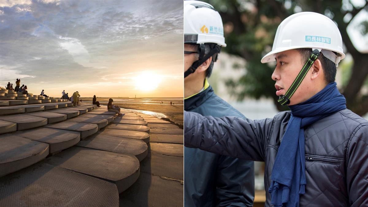 全台首位!「景觀界奧斯卡」肯定 林智堅市長獲亞太區景觀建築傑出人物