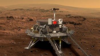 中國媒體首次公布載人飛船探索火星計劃