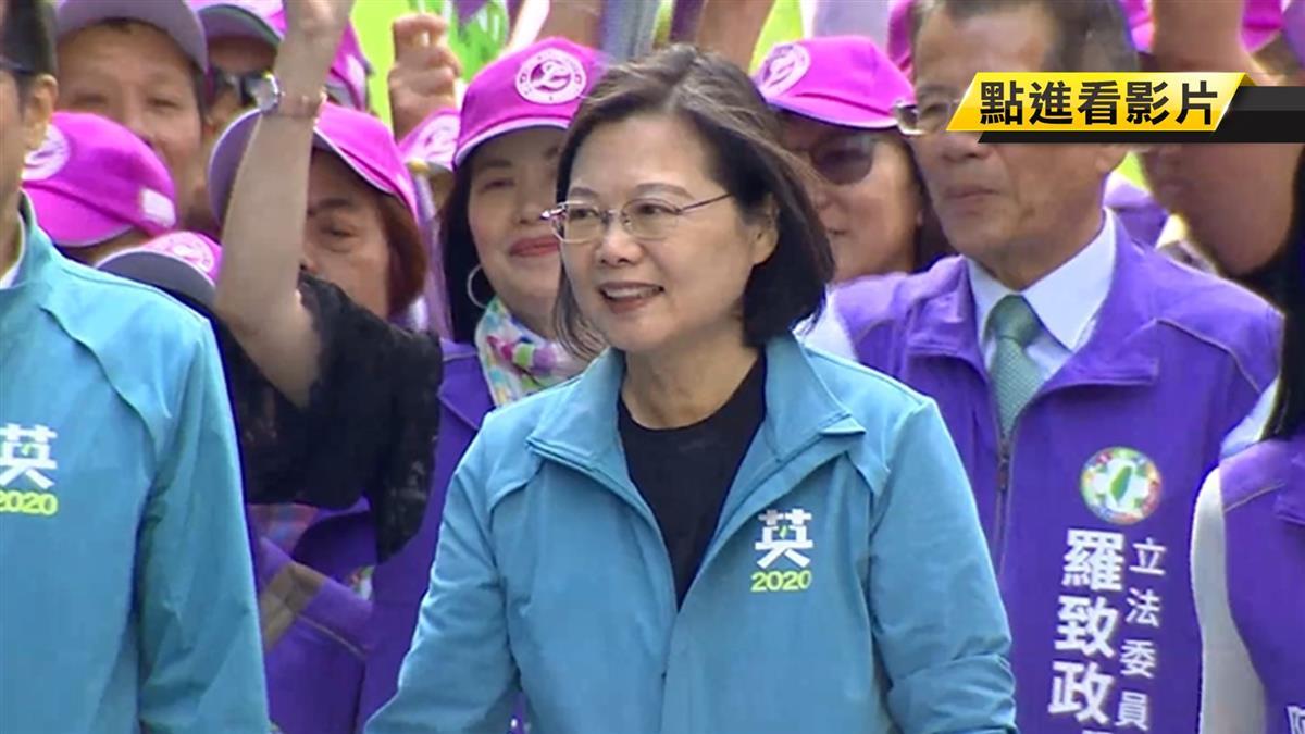 韓控國稅局洩個資 蔡英文:出事就怪國家機器