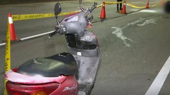 47歲女騎士倒地遭輾斃!肇事駕駛抓到了