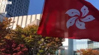 周梓樂離世:韓國人首爾集會悼念墮樓學生 促政府支持香港人
