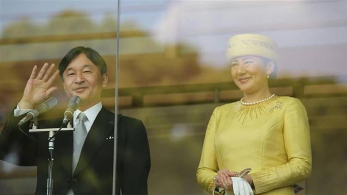 日皇即位遊行民眾熱情 德仁雅子全程微笑揮手