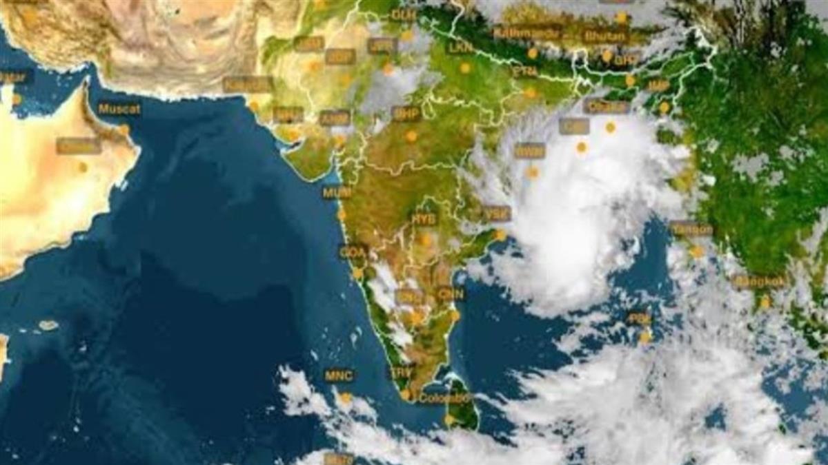 氣旋「布爾布爾」襲印度、孟加拉!至少20人喪命