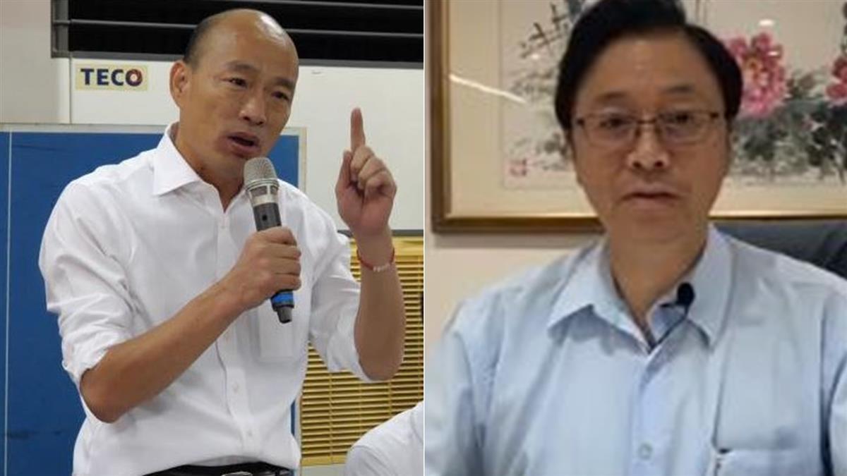 副手曾想找中南部本土女性 韓國瑜找張善政關鍵曝