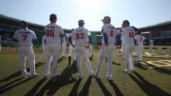 12強複賽文字直播 中華隊對墨西哥打序出爐