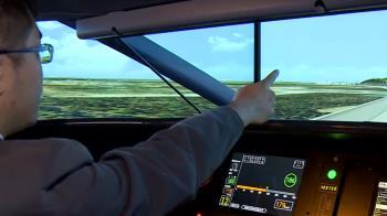 高鐵新式駕駛模擬機MIT! 170個應變情境超威