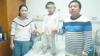 下體和成人一樣大!3歲男童臉狂冒痘 竟是罹癌