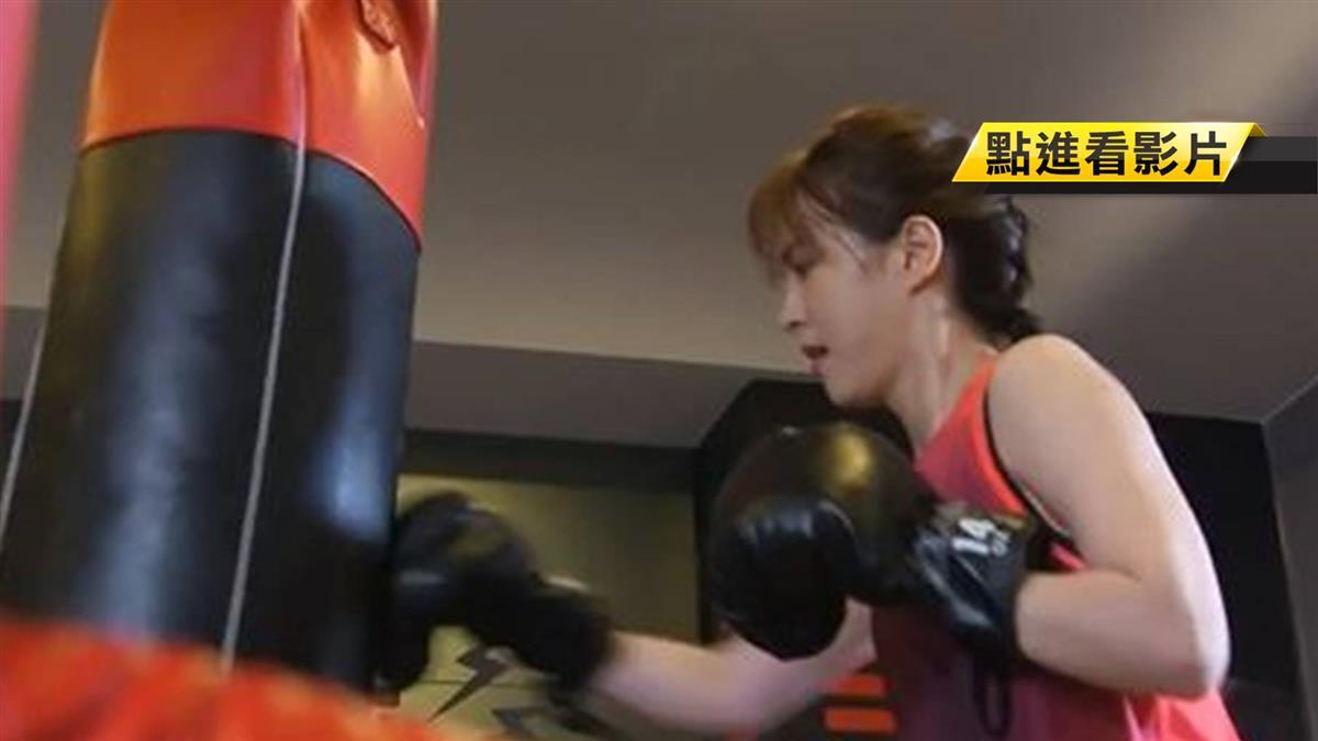 魏蔓首度挑戰女漢子 為角色練拳做特訓