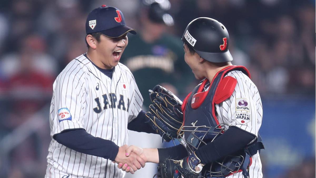 12強周東佑京關鍵跑壘 日本驚險逆轉澳洲