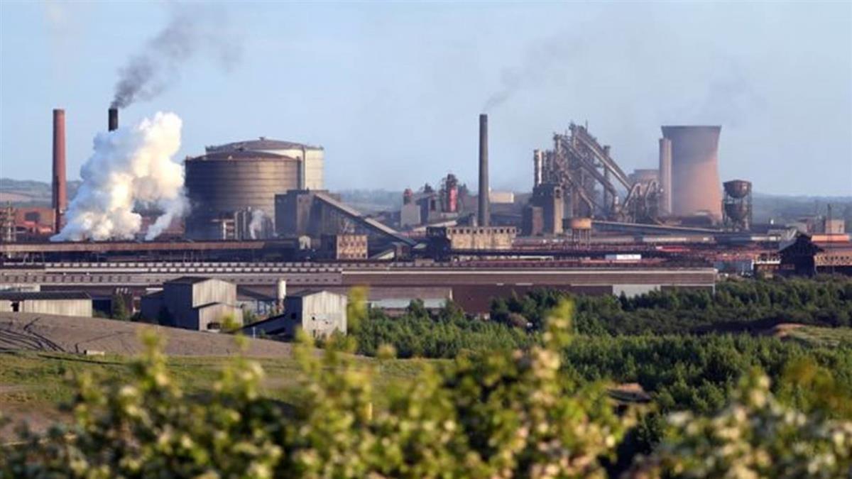 英國鋼鐵破產:中國敬業集團擬出資12億英鎊「挽救」