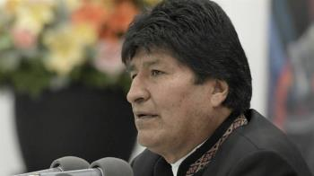 玻利維亞首位原民總統請辭 獲墨西哥政治庇護