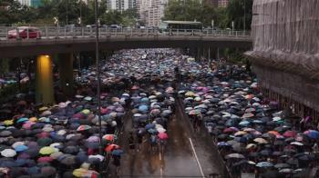德國製片人用鏡頭 18分鐘紀錄香港抗爭