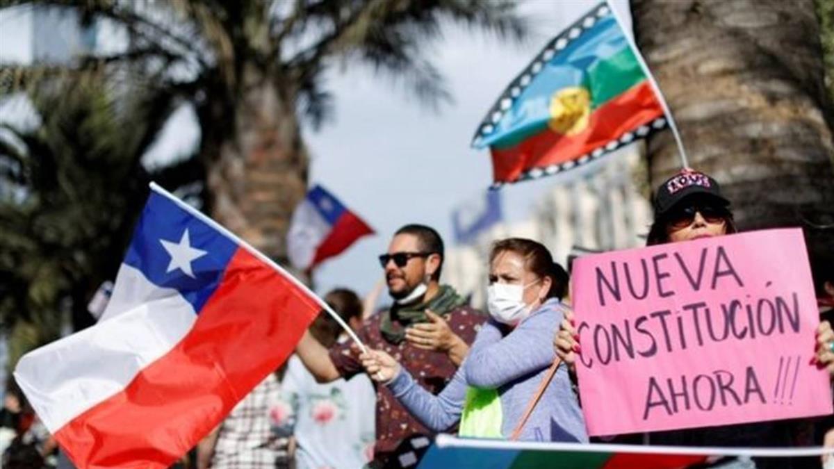 全球抗議不斷 南美兩國政局為何紛紛變天