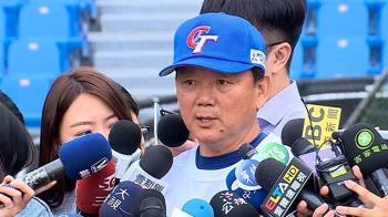 中華隊貧打沒得分 江少慶失投球被轟全壘打
