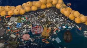 他們用這個方法 在公海清掉大量塑料垃圾