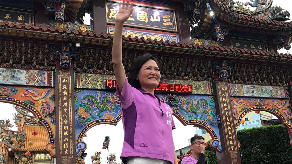 總統親致電!蘇嘉全妻宣布退選  總部轉蔡英文後援會