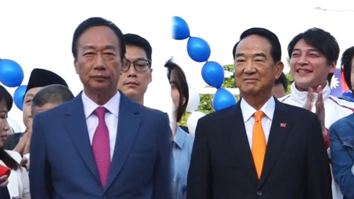 王金平退出2020 證實宋楚瑜將第五度參選