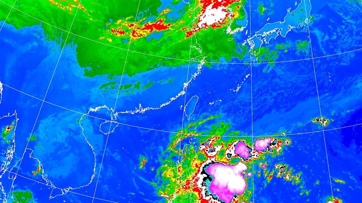 晚上變天!3天低溫探16度 海鷗颱風最快今生成
