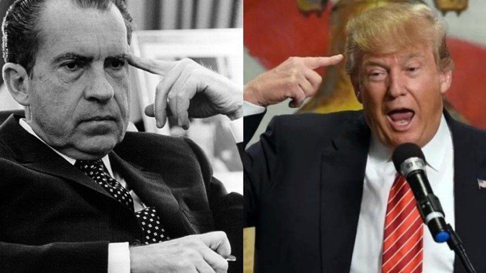 美國總統彈劾:從尼克松到特朗普 這一次受考驗的是憲法尊嚴