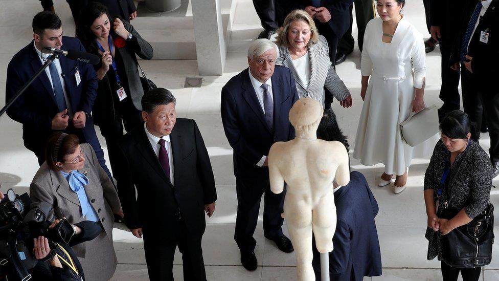 習近平訪問希臘 中國如何打造一帶一路歐洲門戶