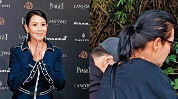 劉若英消失2年 驚人素顏曝…髮線超稀疏