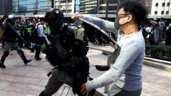 香港示威活動影響升級:學校全面停課,大學校園衝突不斷,內地學生撤離