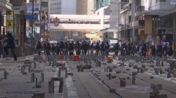 港反送中持續升溫 外媒:北京可能採強硬手段