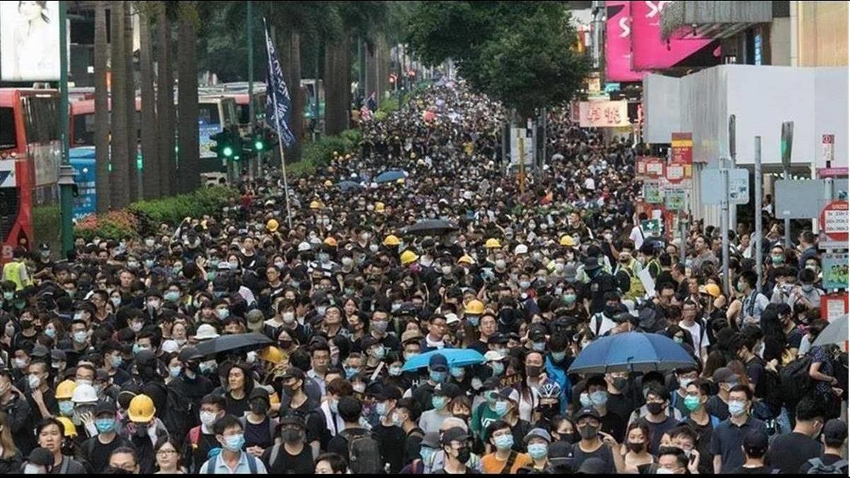 港局勢近臨界點!前駐聯合國大使:「美國應撐港,否則台灣是下一個」