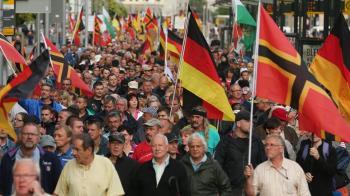 從德國城德累斯頓宣佈「納粹緊急狀態」看西方極端主義