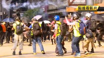 獨/前進香港十字街頭!18歲勇武派成員自白