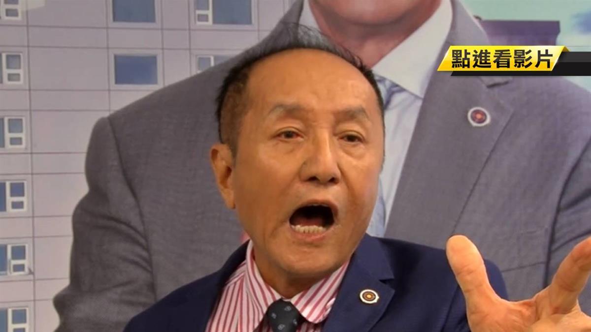 「虧雞福來爹」參選台南立委!自曝民調排第3