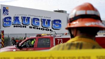 加州校園槍擊2死3傷!16歲槍手自戕命危