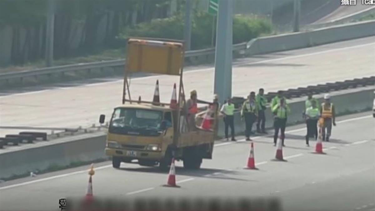 三罷行動第5天!港紅隧遭癱瘓 路障清完又堵