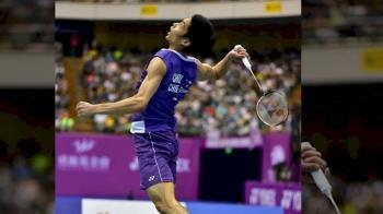 激戰3局遭逆轉!周天成香港羽賽無緣4強