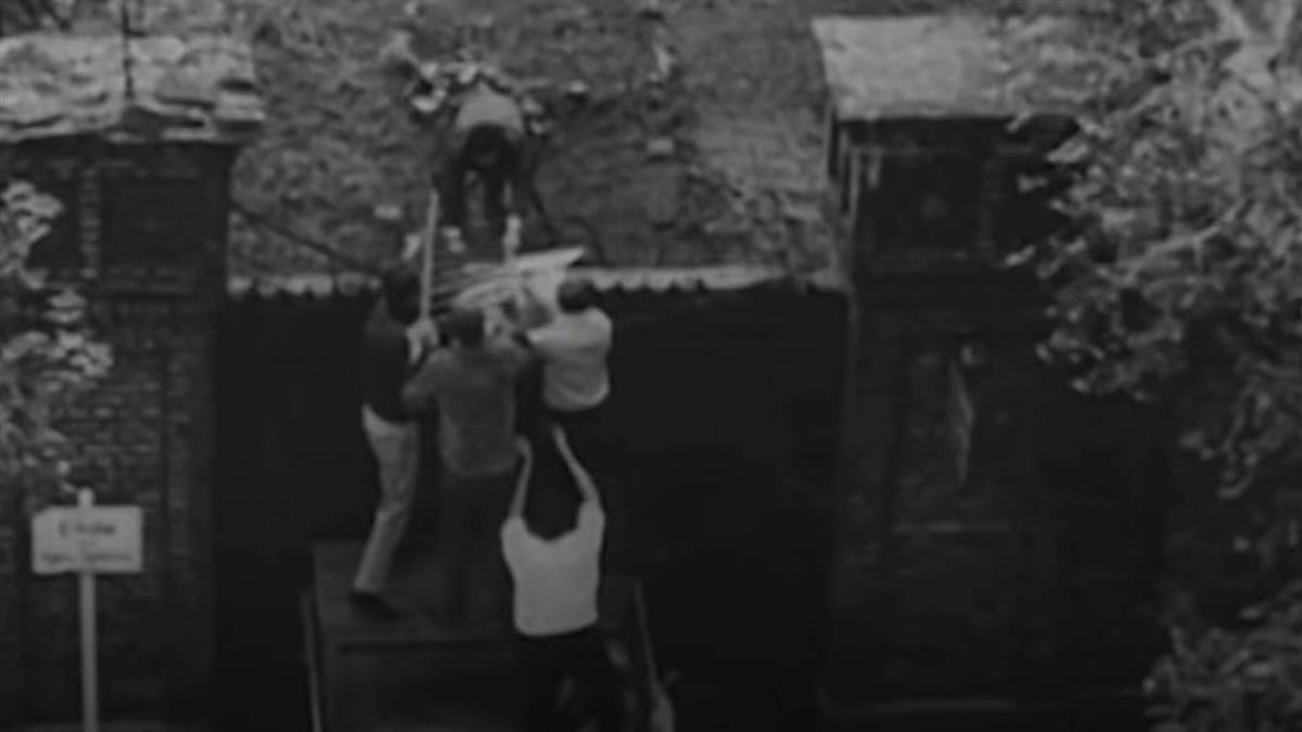 柏林圍牆倒塌30年:它是如何建成的?