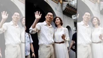 搶看林志玲婚事人潮蜂擁 台南市府宣布封街