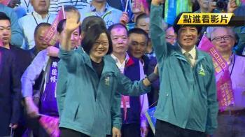 暗酸韓國瑜!總統:台灣不缺喊口號 光說不練的人