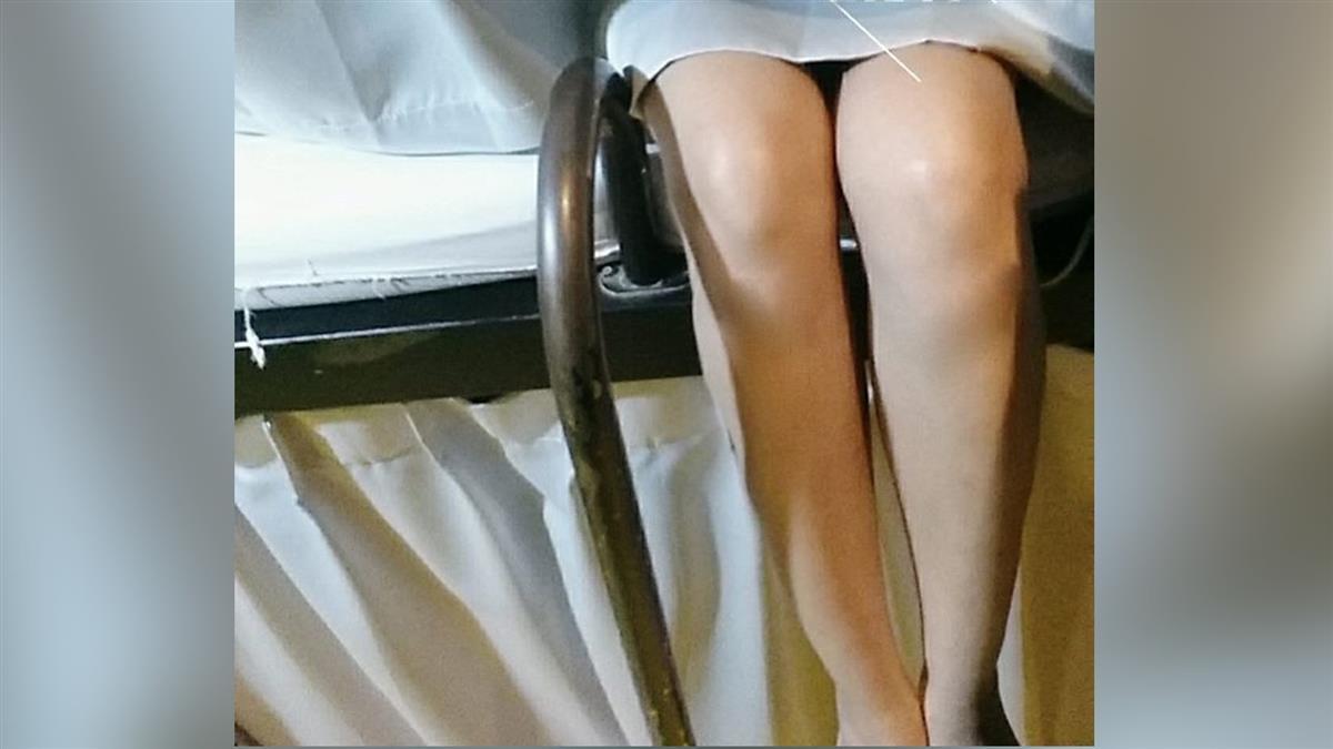 美腿掛床邊…傳呻吟聲!她一看嚇壞 真相超尷尬