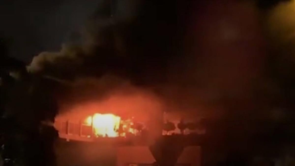 港理大示威者多人受傷 紅十字會獲准入校救治