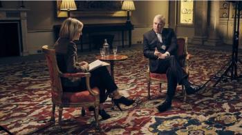 安德魯王子接受BBC專訪中的六條關鍵信息