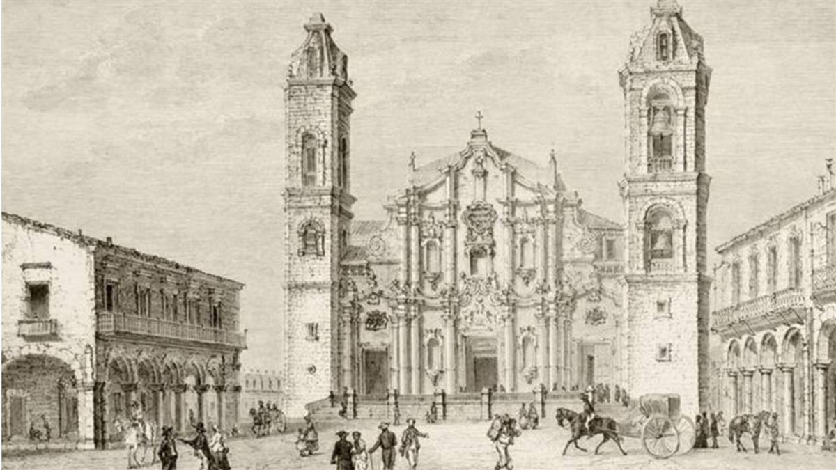 哈瓦那風情 沉澱了500年歷史的恢弘建築