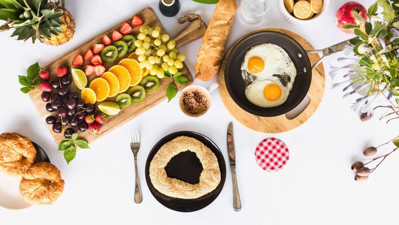 早餐外食這樣吃 也能很均衡