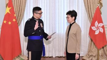 香港示威:北京任命「鷹派」領軍人物為特區警隊新「一哥」