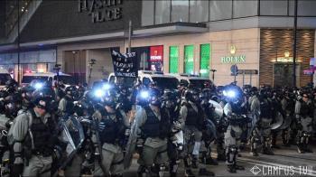 拒當人權幫兇!美參議院香港法案禁止出售軍火給港警