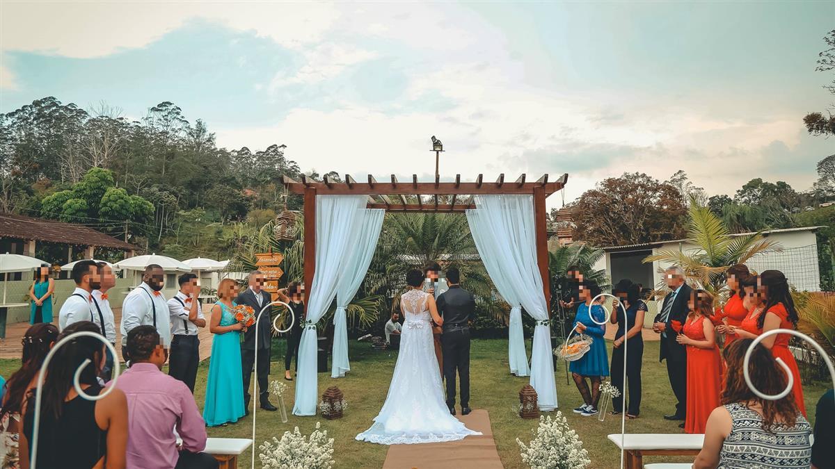 結婚11月!孕婦參加婚禮 驚見老公是新郎