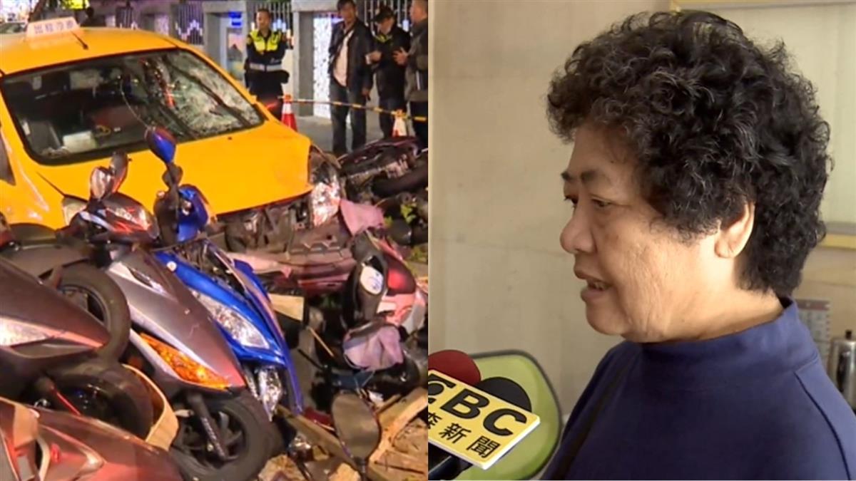 煞車失靈撞命危 69歲運將崩潰痛哭:從沒害過誰