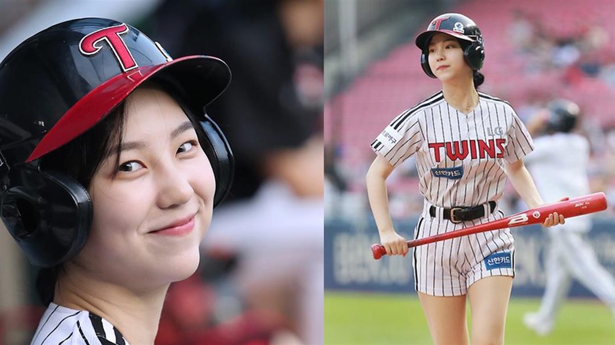 攝影也淪陷?韓女球僮太甜美 白皙嫩腿讓鄉民戀愛
