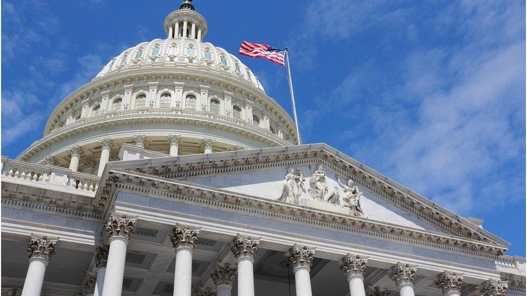 美國參議院無異議通過《香港人權與民主法案》中國「強烈譴責」
