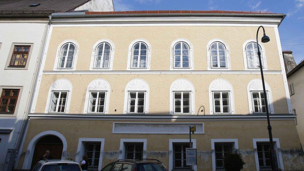 奧地利希特勒故居爭議多年後改建為警察局